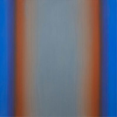 Ruth Pastine, 'Witness 2-S6060, (Blue Orange Gray), Witness Series', 2016