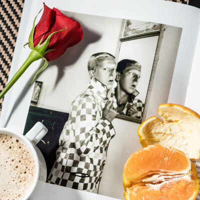 Anastasia Samoylova, 'Breakfast with Claude Cahun, 1928', 2017