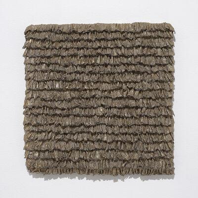 Hyemin Lee, 'Wave_bronze', 2016