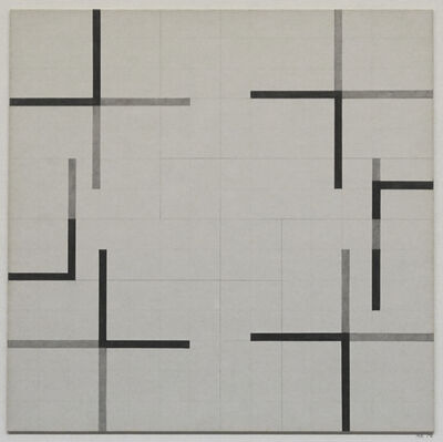 Alan Reynolds, 'Drawing 78', 1978