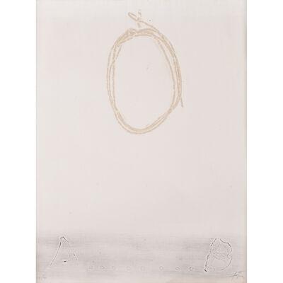 Antoni Tàpies, 'Cordill', 1972