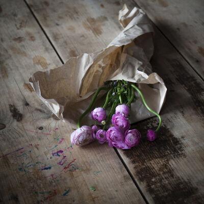 Cig Harvey, 'Ranunculus and the Felt Tip Markers', 2013