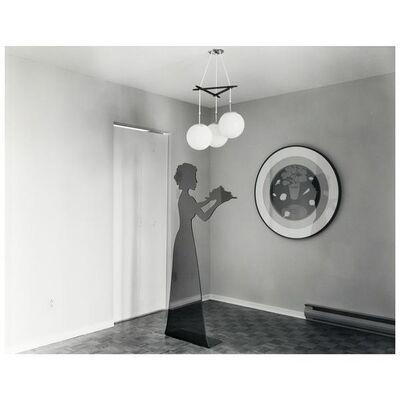 Lynne Cohen, 'Model Living Room', ca. 1987