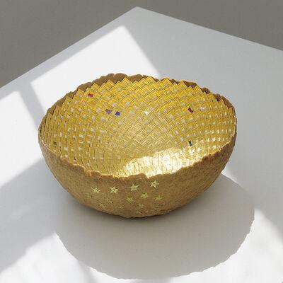 sylvia seventy, 'Hunter Gatherer - Round Vessel with Corners', 2000