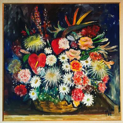Eliseo Gallemi, 'Aurora's Flowers', 1988