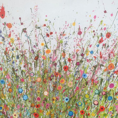 Yvonne Coomber, 'Where Love Dances Wildly', 2019