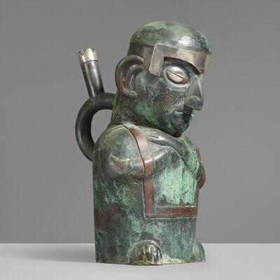 Graziella Laffi, 'Figural pitcher', c. 1955