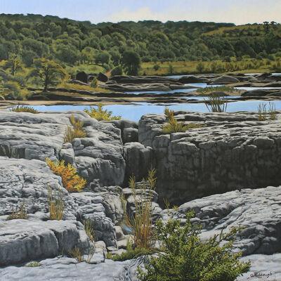 Garrett Middaugh, 'Perdenales Falls'