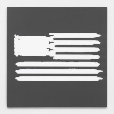 Mark Flood, 'Death Row Flag', 2014