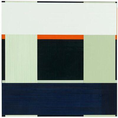 Imi Knoebel, 'Face 1', 2005
