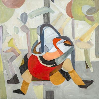 Lois Dickson, 'Dance Class', 2017