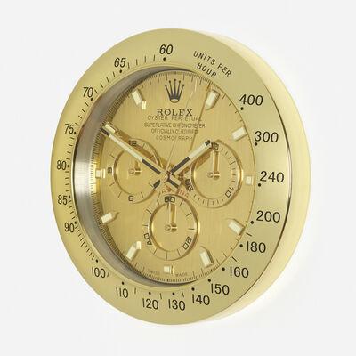 Rolex, 'Cosmograph Daytona dealer clock', c. 2000