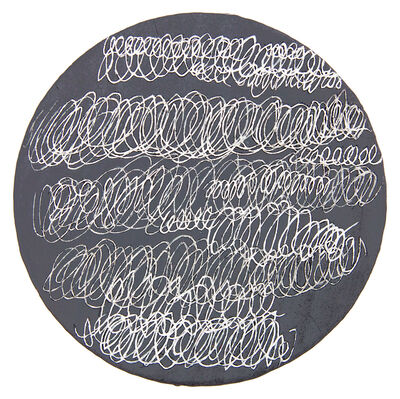 Chambliss Giobbi, 'Doodle (after Twombly)', 2020