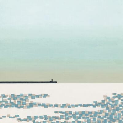 Nobuyuki Takahashi, 'Afternoon Sea', 2020