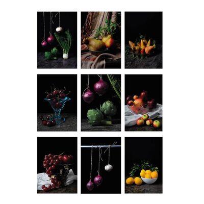 "Dora Franco, 'Set of 9 archival pigment prints. From the series ""Bodegones""', 2015"