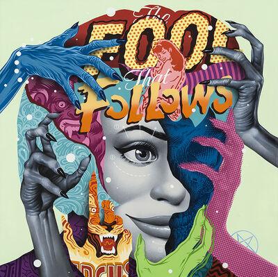Tristan Eaton, 'The Fool That Follows', 2016