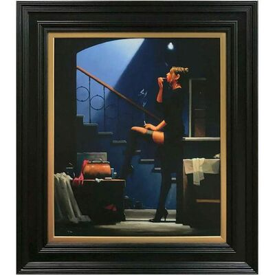 Jack Vettriano, 'Dancer for Money (Premium Edition - Framed Signed Limited Edition Print)', 2018