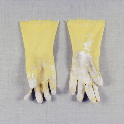 Orit Raff, 'Untitled (Gloves #13)', 2001