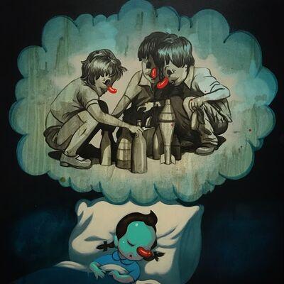 Victor Castillo, 'Only In Your Dreams', 2018