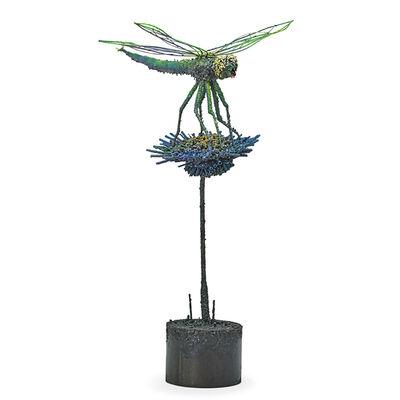 James Bearden, 'Dragonfly Sculpture, Des Moines, IA', 2017