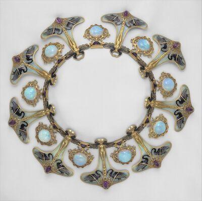 René Lalique, 'Necklace', ca. 1897–1899