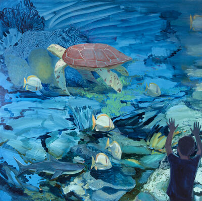Sebastian Blanck, 'Sea Turtle', 2019