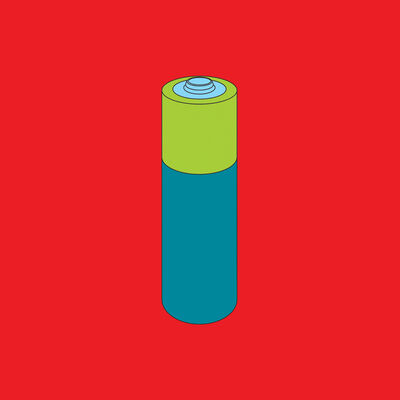 Michael Craig-Martin, 'Objects of Our Time: Long-life Battery', 2014