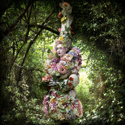 Kirsty Mitchell, 'The Stars of Spring Will Carry You Home', 2014