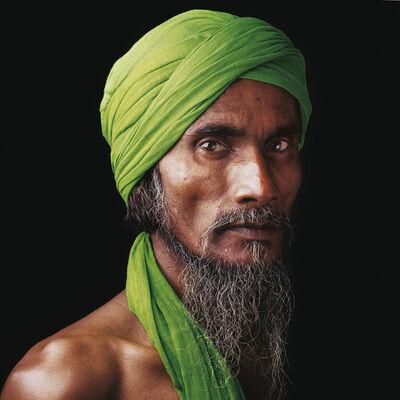 Jean-Baptiste Huynh, 'Inde - Portrait XXXIII', 2004