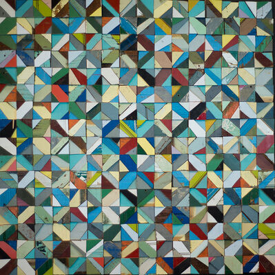Laura Petrovich-Cheney, 'Trifecta', 2015