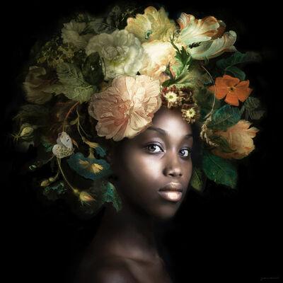 Yvonne Michiels, 'Fading Flowers Pearl', 2020-2021