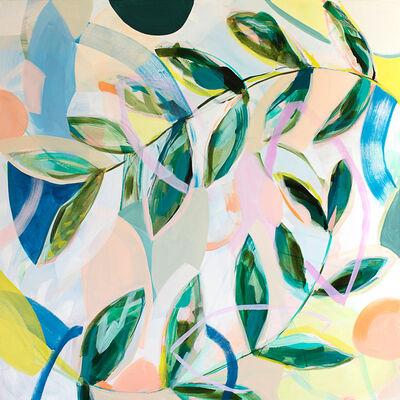 Britt Bass Turner, 'Verde II', 2021