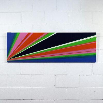 Rita Letendre, 'Sina', 1972
