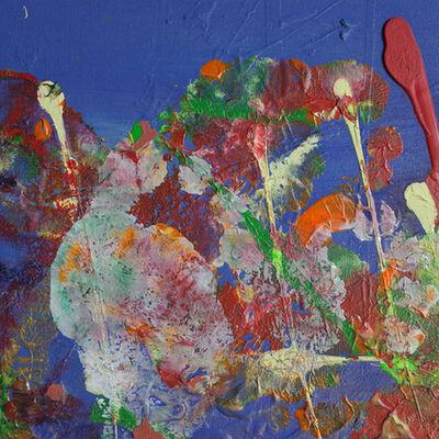Jin Hashimoto, 'Cosmic Code - Fragment', 2017