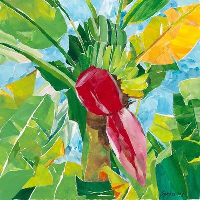 Mary Spears, 'Banana Flower', 2018