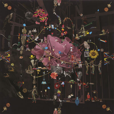 Soojung Choi, 'Mineral Painting', 2013