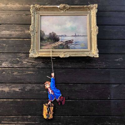Pappasparlor, 'Hanging out', 2018