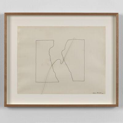 Helena Almeida, 'Untitled', 1970