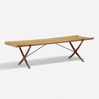 Peter Hvidt and Orla Mølgaard-Nielsen, 'X-Table, model 6743', c. 1960