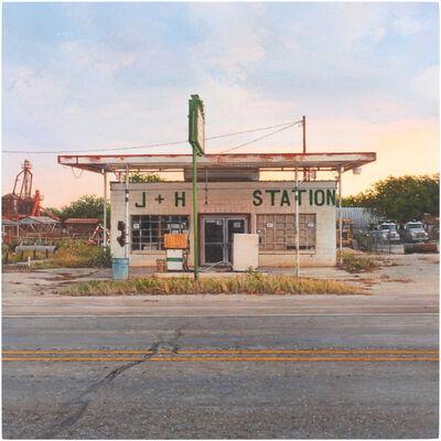Rod Penner, 'J & H Station', 2014