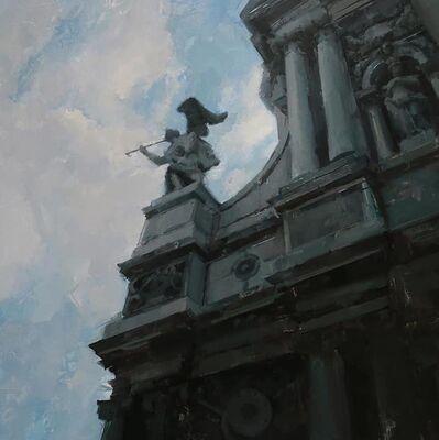 James Kroner, 'San Vidal, Venice', 2018