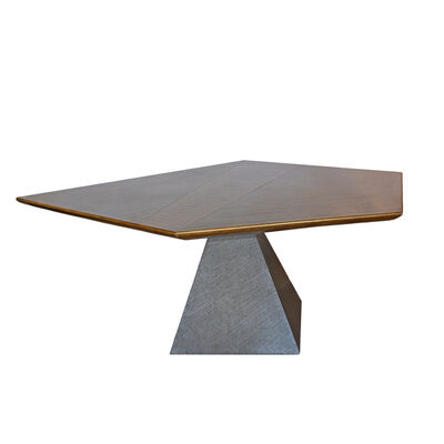 Lorenzo Burchiellaro, 'Pentagonal Center Table ', 1988