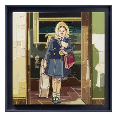Julie Roberts, 'The Kinder Transport (all she ownes)', 2013