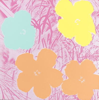 Andy Warhol, 'Flowers (II.70)', 1970