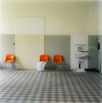 Minako Saitoh, 'Memory-Otto Wagner hospital 1', 2005