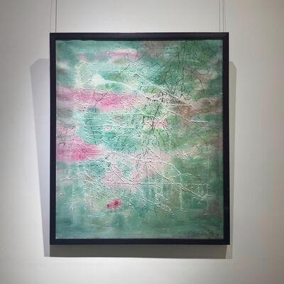 Wang Baolei 王保雷, 'One Leaf Knows the Autumn', 1996
