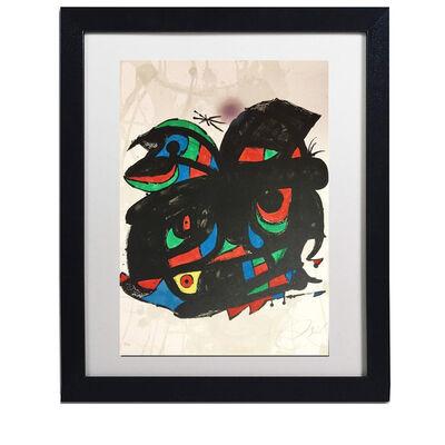 Joan Miró, 'For the opening of the Fundacio Joan Miro Barcelona', 1976