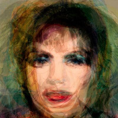 Doug Keyes, 'Warhol', 2014