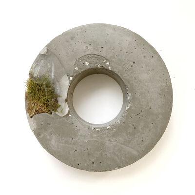 Sasinun Kladpetch, 'Two Circle', 2021