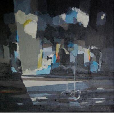 Marcel Mouly, 'Orage sur La cote Normande (Storm on the Normandy Coast)', 2002